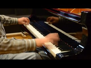 EXERCISES_ Chopin - Etude in A Minor op. 25 no. 11, measures 5-12