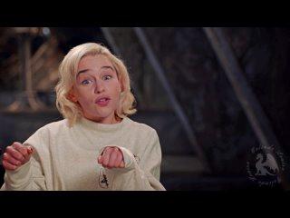 Cast Lookback with Emilia Clarke
