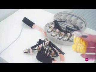 Видеообзор аппарата  2 в 1_ Крио + РФ лифтинг и Микротоки