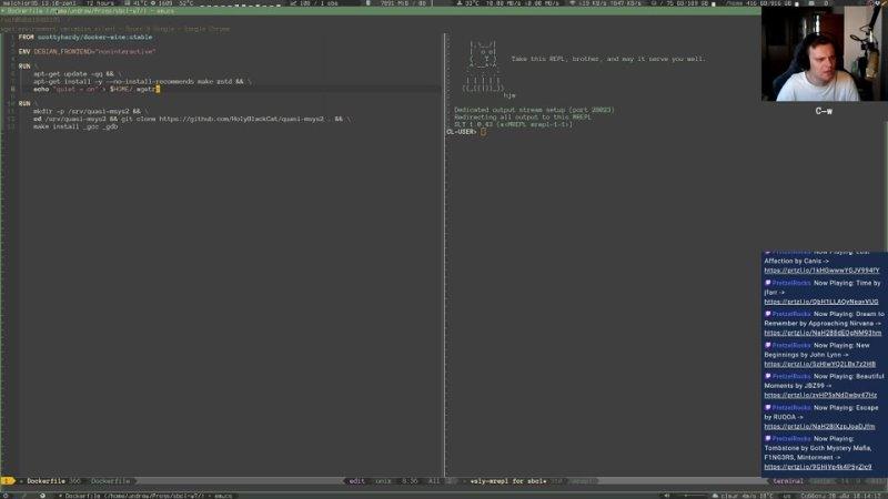 EN RU Making Diablo clone in LISP S02E06 Deployment issues