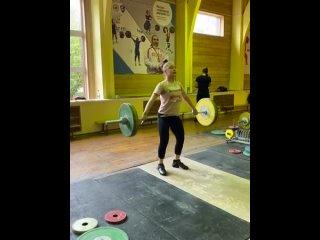 Видео от г.Пионерский Отделение Силовых видов спорта
