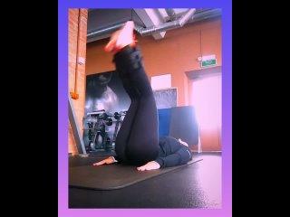 Костяк смешанной тренировки: ягодичные, внутренняя поверхность бедра, спинка