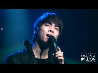 101204-Fancam SHINee Jonghyun - Hello Full Song 1 TBS 2nd Annual Concert [ONE IN A MILLION]