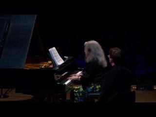 Martha Argerich Festival 2021: Martha Argerich, Tedi Papavrami, Eugene Lifschitz, Alexander Gurning (Hamburg, )