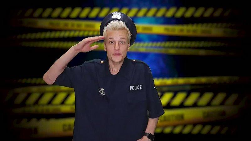 Вильям Бруно Поймали БАНДУ КЛОУНОВ *Стали Полицейскими на 24 Часа*