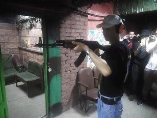 Видео от ВИК Командир. Лазертаг,Страйкбол  в Новосибирске