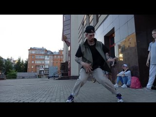 Kirov Street Dancers - Хип-хоп от Дэна ЧАСТЬ 2 15-06-2021