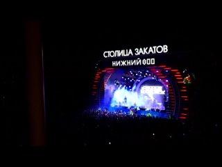 Трансляция Горький Fest. Нижний Новгород