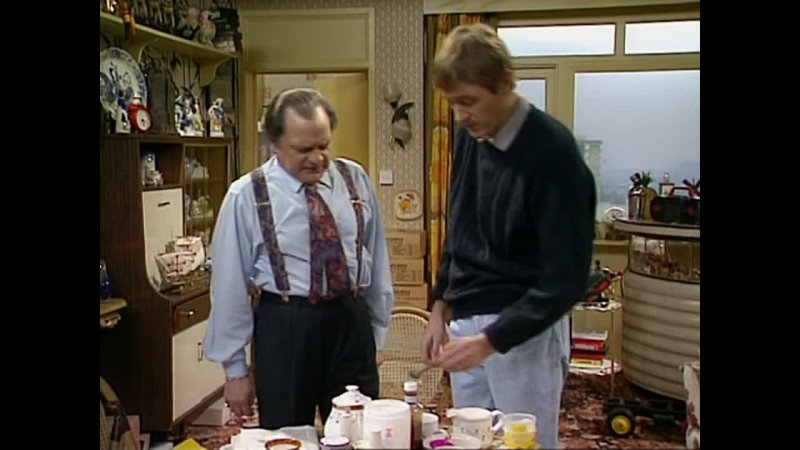 Only Fools And Horses 07x09 of 10 Mother Nature's Son 25th Dec 1992 Christmas Special