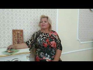 """Ольга Макарова читает свою басню """"Отцы и дети""""."""