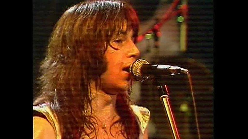 The Pat Travers band Live at Rockpalast 1976
