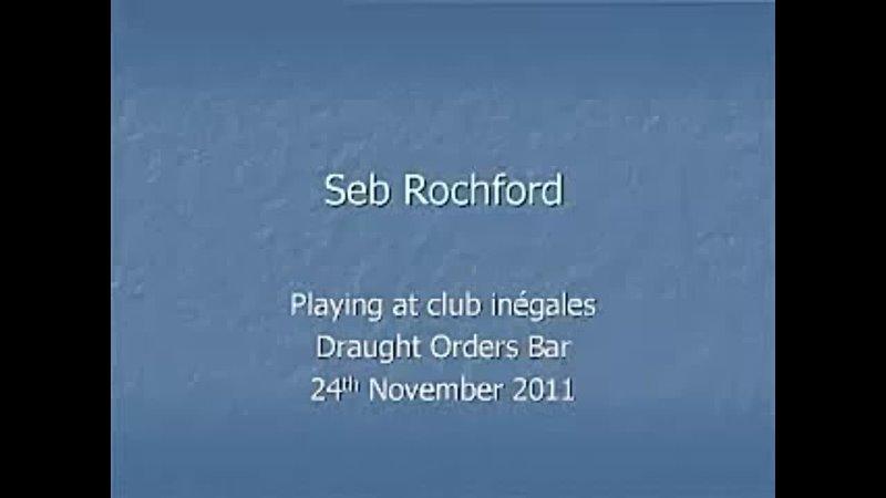 10 Seb Rochford Drum Solo