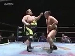 Ryota Hama (c) vs. Minoru Suzuki -  (AJPW Growin Up 2010 - Day 9)