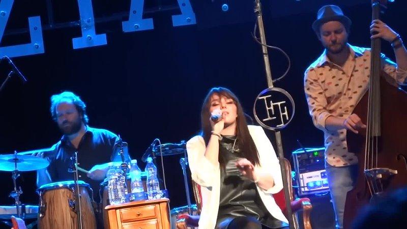 Ewa Farna Toužím LIVE 2015