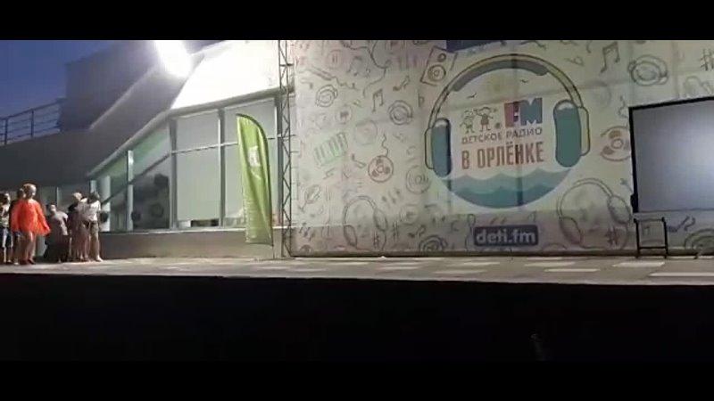 Видео от Детский лагерь Солнышко ВДЦ Орлёнок