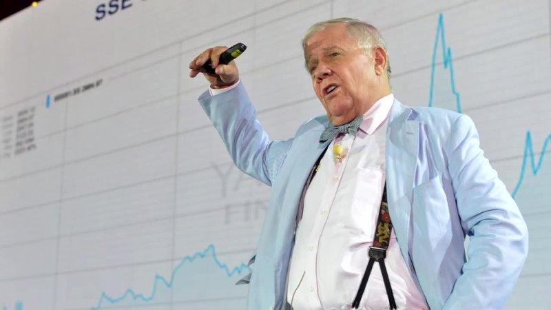 Джим Роджерс предупреждает Крах системы всё равно случится Что делать лично каждому чтобы выжить