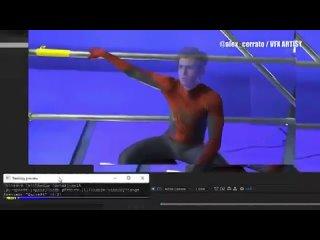 Человек-паук: Нет пути домой Deep Fake
