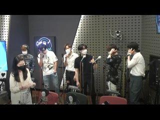 "[Видео] 210708 2РМ @ Эфир радио KBS Cool FM ""DAY6 Kiss The Radio"""