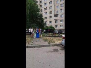 Видео от СКВЕР на Ижорского Батальона
