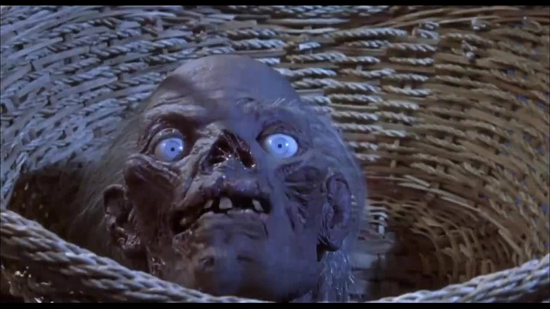 Байки из склепа Демон ночи 1995 г США ужасы фэнтези комедия триллер