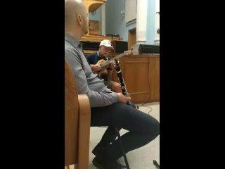 Масте-класс по джазовой импровизации. Валерий Сундарев