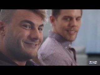 [Men] - Creampie'd - (William Seed & Steve Rickz)