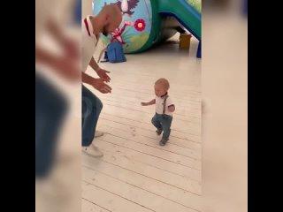 Черкасов с сыном