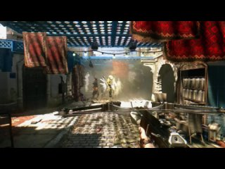Анонсирующий трейлер Dying Light для Nintendo Switch (1080p)