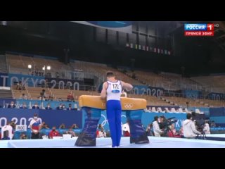 конь махи Никиты Нагорного, Олимпийские игры