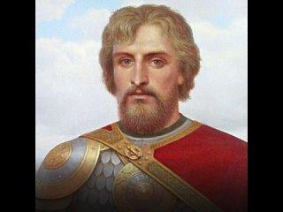 Подвиги русского князя Александра Невского издревл...