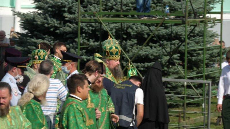 Видео от Серафимо Дивеевский женский монастырь