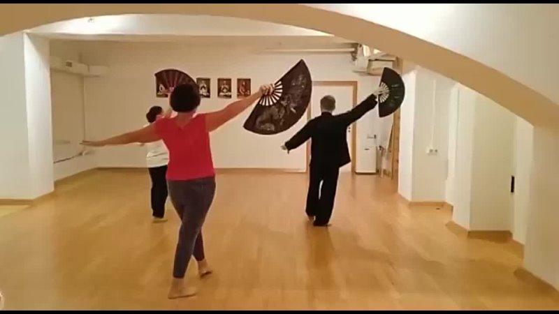 💥Напоминаем что в @mosyoga регулярно проводятся занятия Тяньчжушанским цигуном под руководством Мастера Игоря Клокова @i gor and