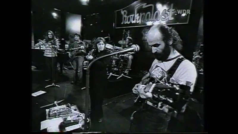 Procol Harum Climax Blues Band Starry Eyed And Laughing Fairport Convention Rockpalast Special WDR German TV 1976 Part 1