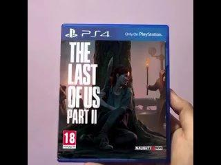 THE LAST OF US PART II / Обложка / Элли