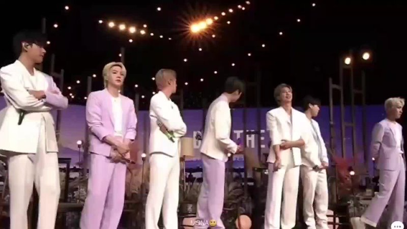Bts the best showcase japan 210622 moon miracle