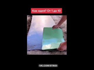 Имитация кaмня из бетонa