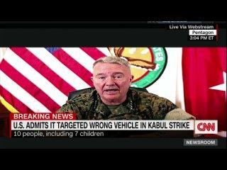 _A mistake__ US admits it killed 10 civilians in Kabul drone strike(720P_HD).mp4