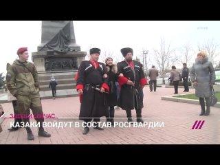 Новые силовики. Как власть нашла способ управлять казаками.mp4