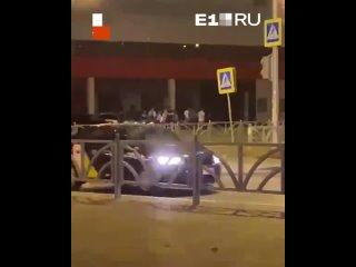 Драка_автомобилистов_на_Ботанике