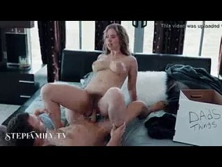 I Caught my Sister naked in the Kitchen Stepsister and Stepbrother