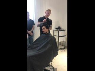 Video by Barbershop Black Blade Челябинск