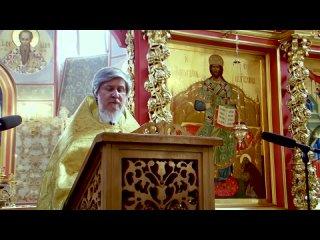 Исцеление двух бесноватых в стране Гергесинской... (Мф. 8_28–34). Проповедь прот. Виктора Сандар.