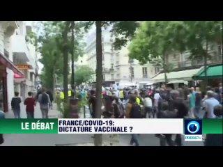 France/Covid-19: Dictature vaccinale ?