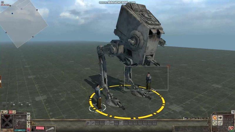 Видео от The Ultimate Star Wars ASV mod for Men of War