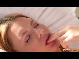 Katarina Rina - Sex with Strangers Horny Slut Katerina Rina Sucks and Fucks Delivery Guy [All Sex, Hardcore, Blowjob, Gonzo]