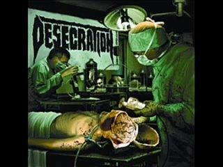 Desecration - Forensix (FULL ALBUM)