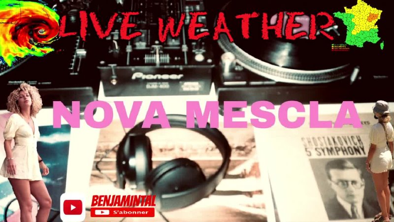 NOVA MESCLA UGD e'MUSIC 電子音楽