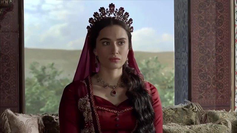 Отрывок из сериала Великолепный век Кёсем султан