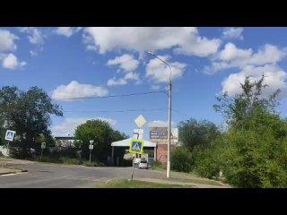 Магнитогорск.С.Арми, Вознисенская Ливневка города.