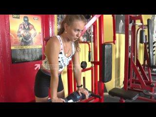 Самая сильная девушка Урала живет в Златоусте